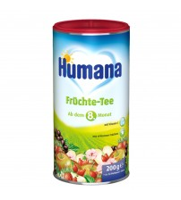 Ceai De Fructe, Humana, 200g, 8 Luni+
