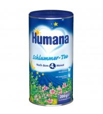 Ceai Pentru Noapte, Humana Noapte Buna, 200g, 4 Luni+