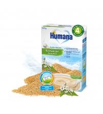 Cereale Humana Cu Lapte Si Hrisca, 200g, 4 Luni+