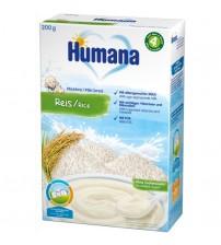 Cereale, Humana Orez Cu Lapte, 200g, 4luni+