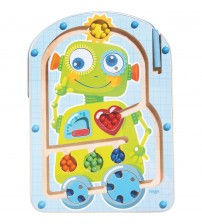 Joc magnetic, Haba, Robotul Ron, 2ani+