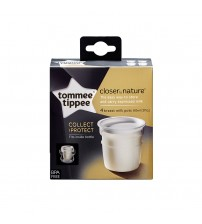 Recipiente De Stocare Lapte Matern, Tommee Tippee, 4 buc