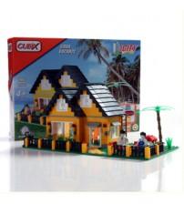 Cubix - City: Casa de vacanta, 285 buc, 4ani+
