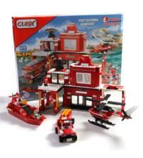 Cubix - Interventii: Baza centrala de pompieri, 679 buc, 4ani+
