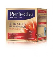 Perfecta Stem Cells Rejuvenation Crema pentru lifting 40+ de zi, 50 ml